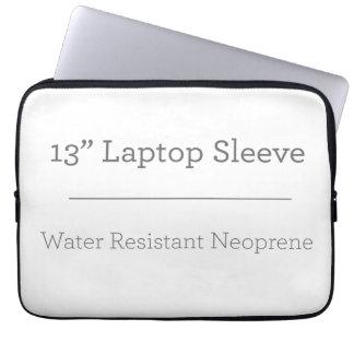 Sleeve Para Laptop A bolsa de laptop média feita sob encomenda