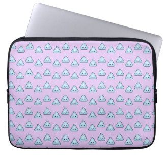 Sleeve Para Laptop a bolsa de laptop roxa de Kawaii