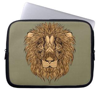 Sleeve Para Laptop A cabeça do leão