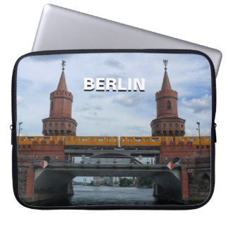Sleeve Para Laptop A ponte 01.T de Oberbaum, BERLIM