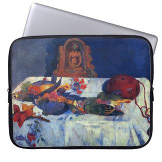 """Sleeve Para Laptop """"Ainda vida com papagaios"""" - Paul Gauguin"""