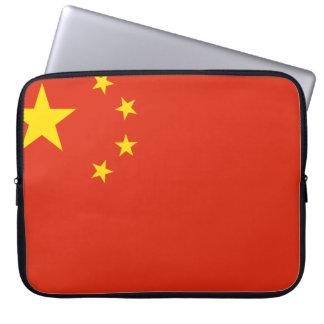 Sleeve Para Laptop Bandeira de China
