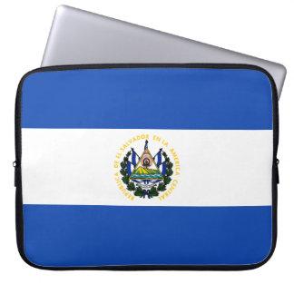 Sleeve Para Laptop Bandeira de El Salvador
