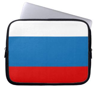 Sleeve Para Laptop Bandeira de Rússia