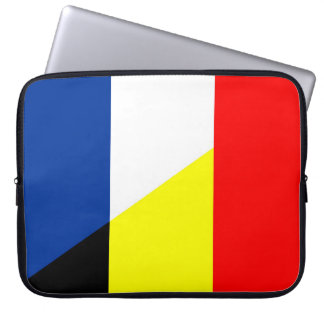 Sleeve Para Laptop bandeira do símbolo do país da bandeira de france