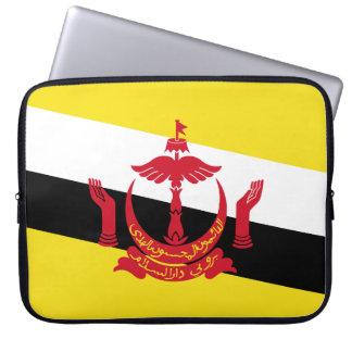 Sleeve Para Laptop Bandeira nacional do mundo de Brunei
