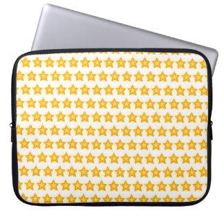 Sleeve Para Laptop caixa pequena brilhante da luva da tabuleta do