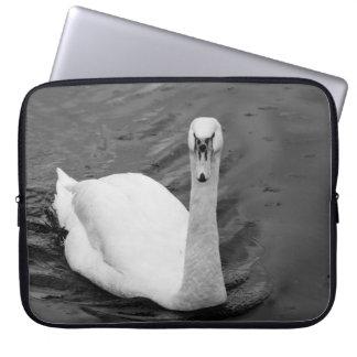 Sleeve Para Laptop Cisne curiosa