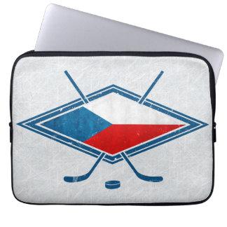 Sleeve Para Laptop Cobrir checo do český do logotipo da bandeira do
