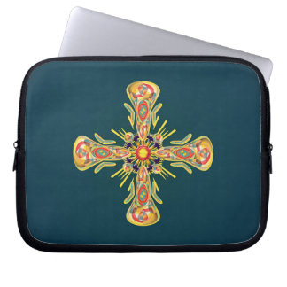 Sleeve Para Laptop Cruz da jóia