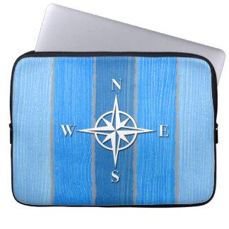Sleeve Para Laptop Design temático náutico