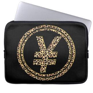 Sleeve Para Laptop ¥ do leopardo