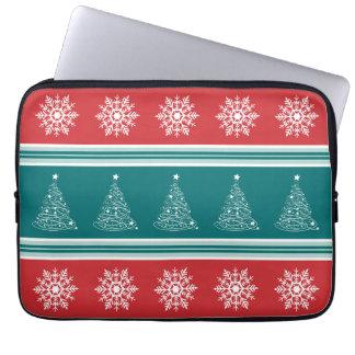 Sleeve Para Laptop Feliz Natal