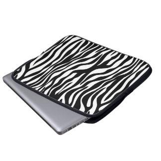 Sleeve Para Laptop Impressão da zebra