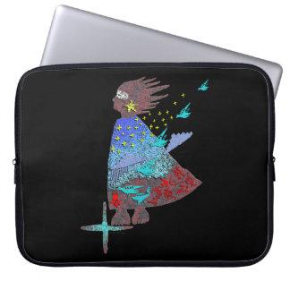 Sleeve Para Laptop No vento
