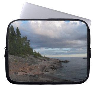 Sleeve Para Laptop O Lago Superior