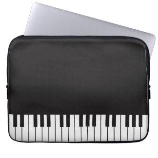 Sleeve Para Laptop O piano fecha a bolsa de laptop