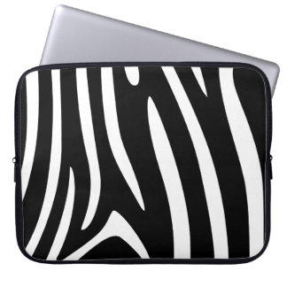 Sleeve Para Laptop Padrões da zebra