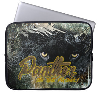 "Sleeve Para Laptop ""Pantera no Prowl """