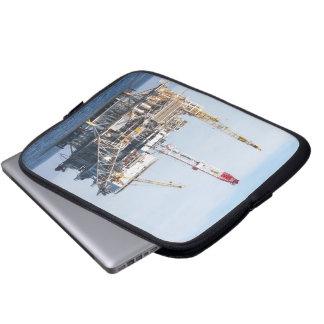 Sleeve Para Laptop Plataforma petrolífera