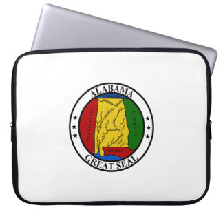 Sleeve Para Laptop Representante do símbolo da bandeira de Estados