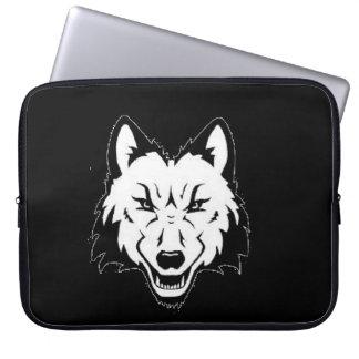 Sleeve Para Laptop Suporte de Chomputer do grupo do lobo