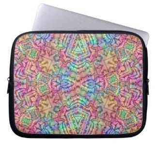 Sleeve Para Laptop Techno colore   as bolsas de laptop do neopreno