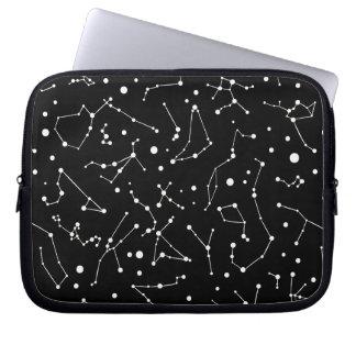 Sleeve Para Laptop Teste padrão ideal da constelação dos astrónomos