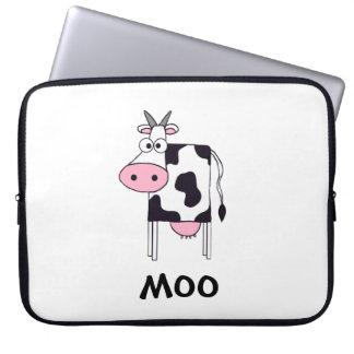 Sleeve Para Laptop Vaca do MOO