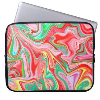 Sleeve Para Laptop Verão Abstract2