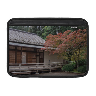 Sleeve Para MacBook Air Cores da queda no jardim