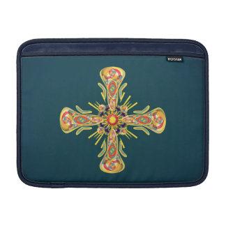 Sleeve Para MacBook Air Cruz da jóia