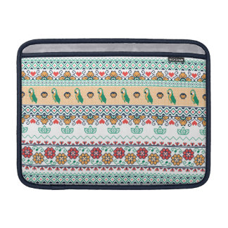 Sleeve Para MacBook Air Frida Kahlo | Patrón de Colores