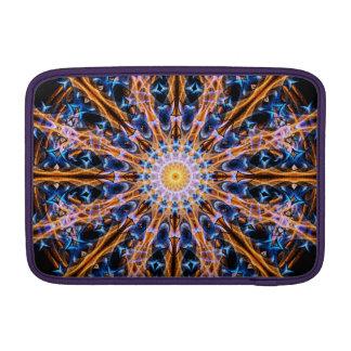 Sleeve Para MacBook Air Mandala da estrela da alquimia