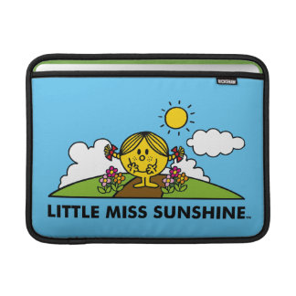 Sleeve Para MacBook Air Senhorita pequena Luz do sol | de volta à natureza