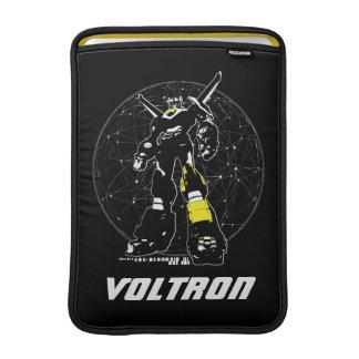 Sleeve Para MacBook Air Silhueta de Voltron | sobre o mapa