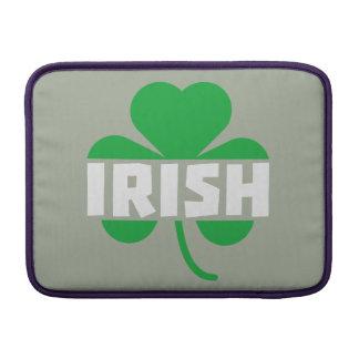 Sleeve Para MacBook Air Trevo irlandês Z2n9r do cloverleaf