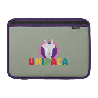 Sleeve Para MacBook Air Unicórnio Unipaca Z4srx da alpaca
