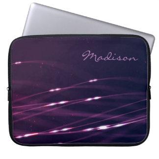 Sleeve Para Notebook A bolsa de laptop conhecida feita sob encomenda