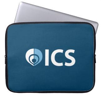 Sleeve Para Notebook A bolsa de laptop do ICS