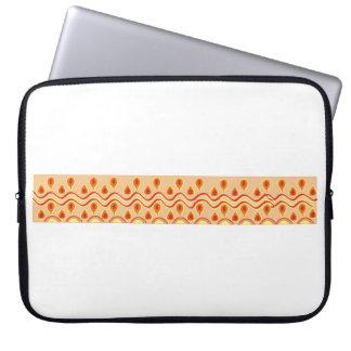 Sleeve Para Notebook A bolsa de laptop do motivo do Afro