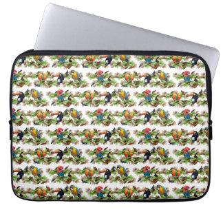 Sleeve Para Notebook A bolsa de laptop tropical
