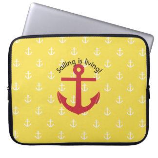Sleeve Para Notebook A navigação está vivendo!