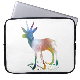 Sleeve Para Notebook Arte da gazela