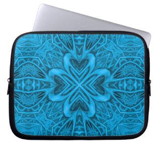 Sleeve Para Notebook As bolsas de laptop do neopreno do caleidoscópio