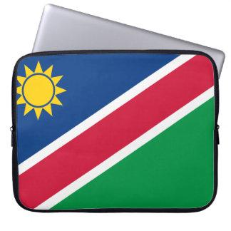 Sleeve Para Notebook Bandeira de Namíbia