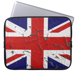 Sleeve Para Notebook Bandeira unida de Kindom Union Jack