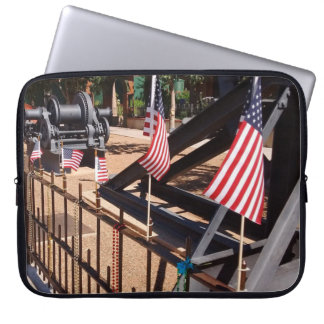Sleeve Para Notebook Bandeiras americanas - Bisbee, AZ