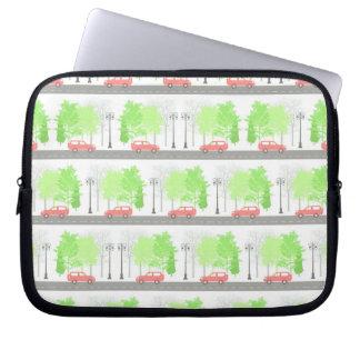 Sleeve Para Notebook Carros e árvores