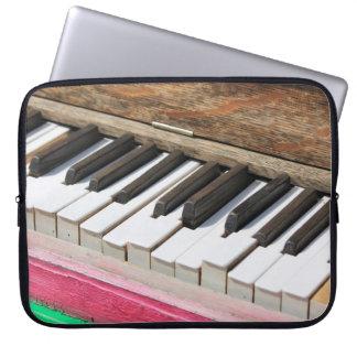 Sleeve Para Notebook Chaves 2 do piano
